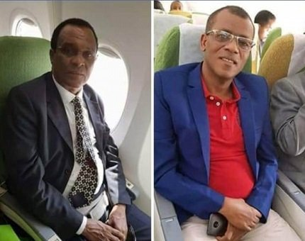 Two OLF leaders based in Egypt returned to Ethiopia along with released prisoners