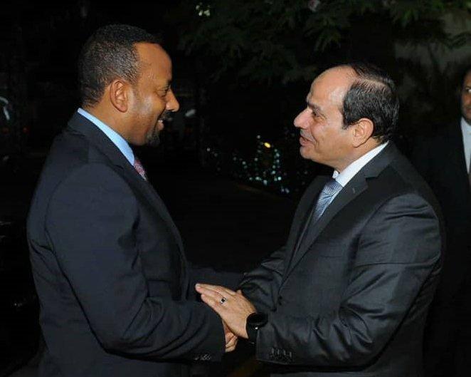 Abiy Ahmed _ Egypt