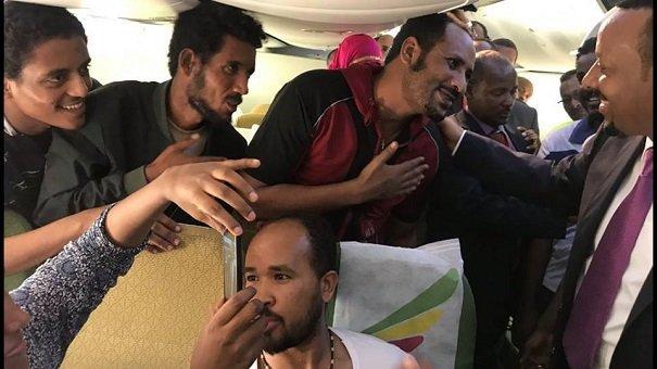 Abiy _ Egypt _ OLF
