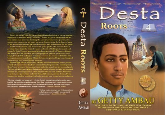 Desta : Roots (Volume 4) – by Getty Ambau (Book Review )