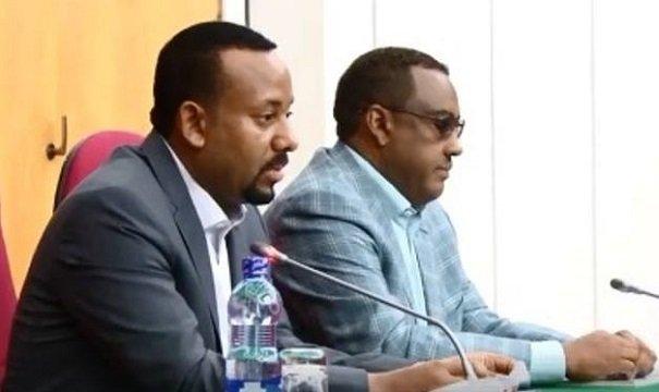 Ethiopia Eritrea _ Algiers Peace Agreement