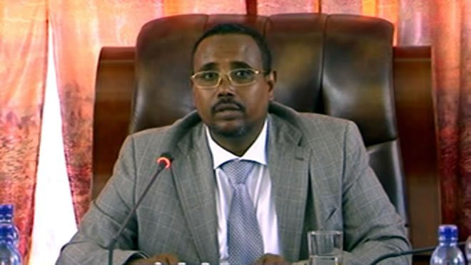 Abdi Illey _ Ethiopian authorities
