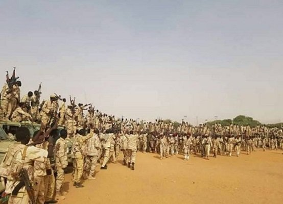 Eritrea_ army