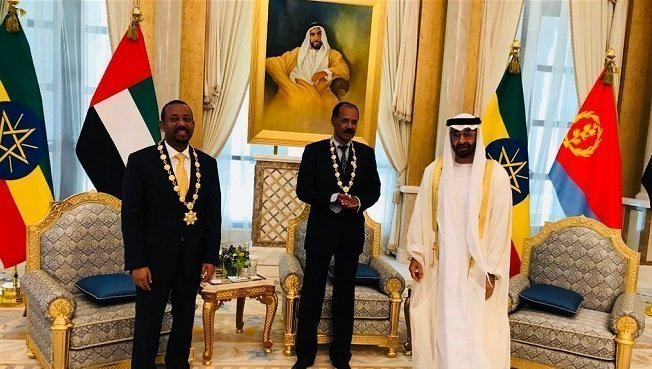 United Arab Emirates _ Eritrea_ Ethiopia