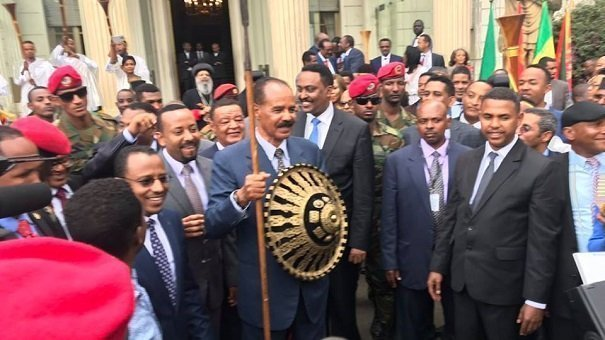 Isayas Afeworki _ Ethiopia
