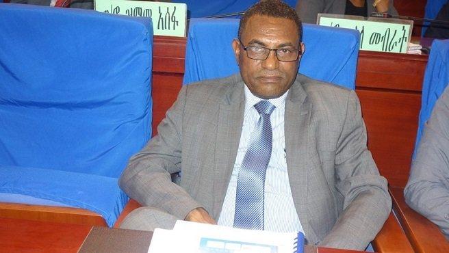 Tesfaye Getachew _ ANDM _
