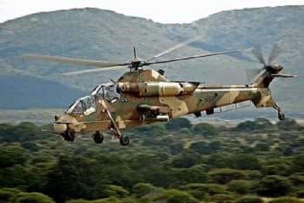 Helicopter crash _ Ethiopia