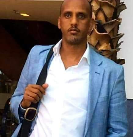 Mustafa Omar _Somali president