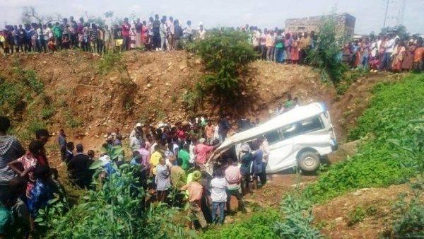 Tigray accident