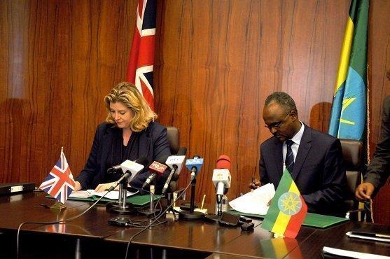 UK _ AId _ Ethiopia _ Tax