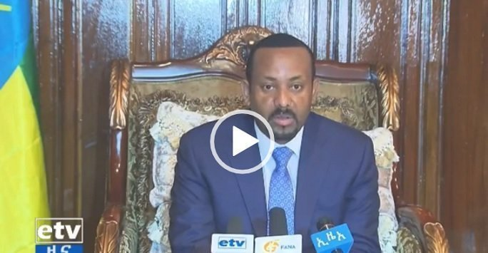 Abiy Ahmed speaks about his trip to China and Eritrea
