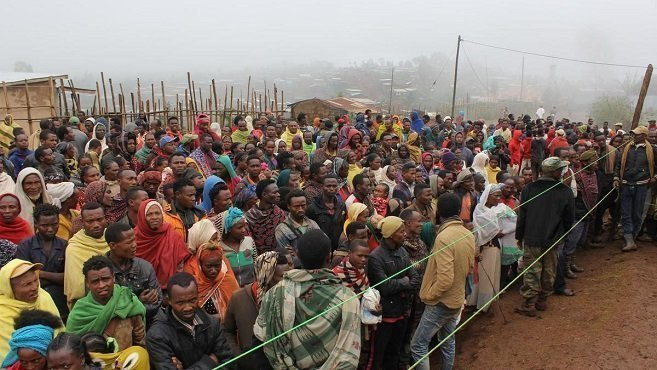 Ethiopia_ Displacement _IDPs