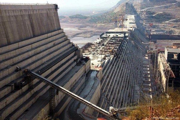 Ethiopian Grand Renaissance Dam _ Ethiopia