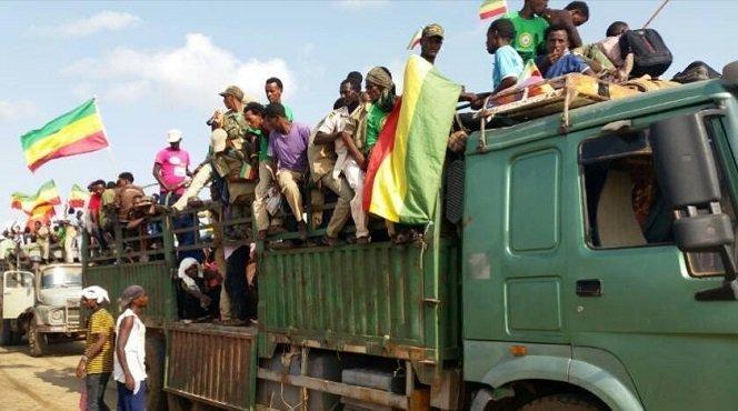 Ethiopian rebels return home as AG 7 close rebel military camp in Eritrea