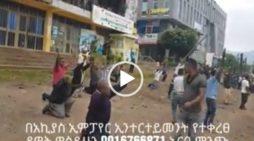 Gamo elders intervention to avert retaliation got Ethiopians talking