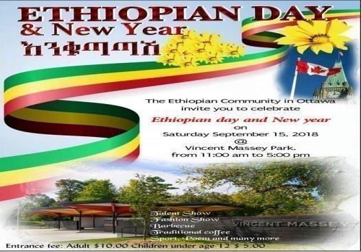 Ottawa Ethiopian Day