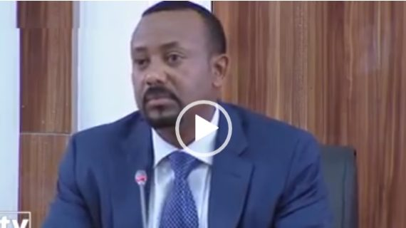 Abiy : Military march to palace was intended to abort the reform