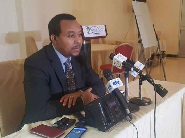 Addisu Gebregziabhier _ Ethiopia Human Rights Commission
