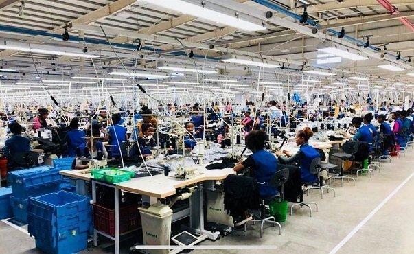 Calzedonia Italian apparel manufacturer opened factory in Mekelle, Ethiopia