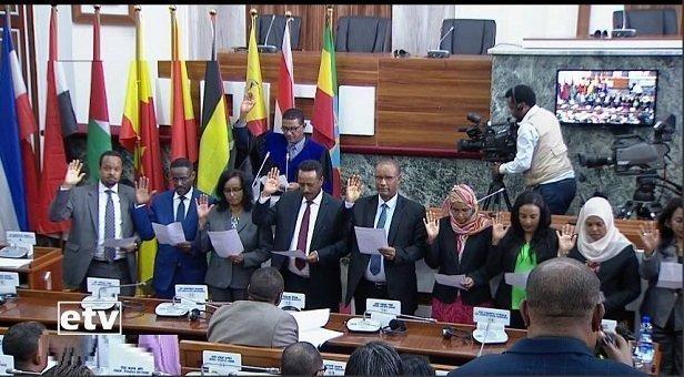 Ethiopia _ New Cabinet