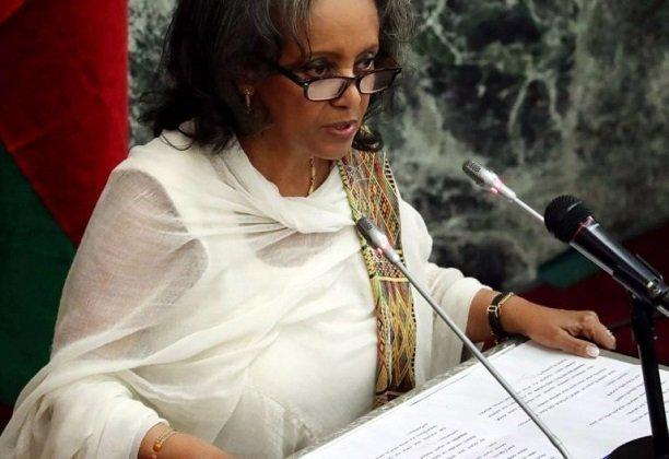 President Sahlework _ Ethiopia