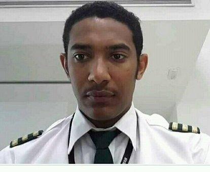 Yalewlet Fanta _ Ethiopian Airlines