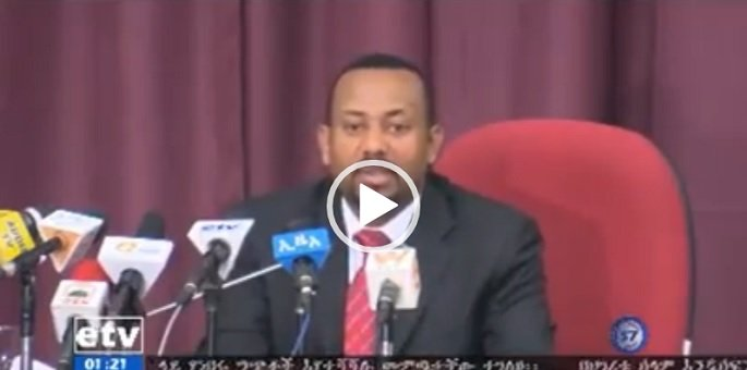 Abiy Ahmed's response on alleged ethnic attack on Tigray
