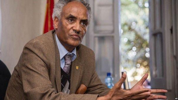 Beyene Peteros _ Ethiopian Social Democratic Party