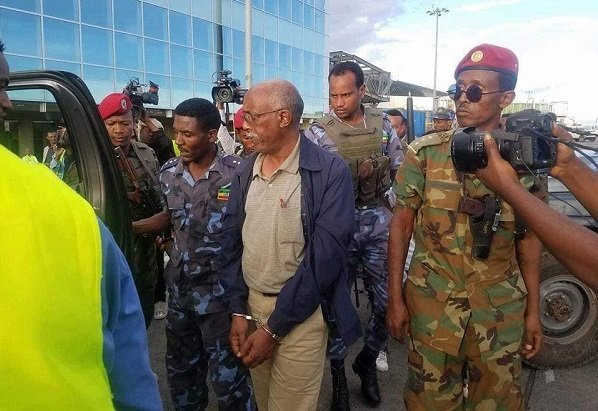 Ethiopia charged Maj. General Kinfe Dagnaw, eight others