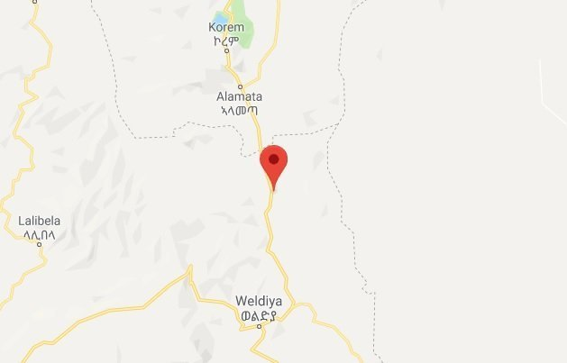 Road to Tigray closed as youth in Kobo region resist arrest of residents from Alamata