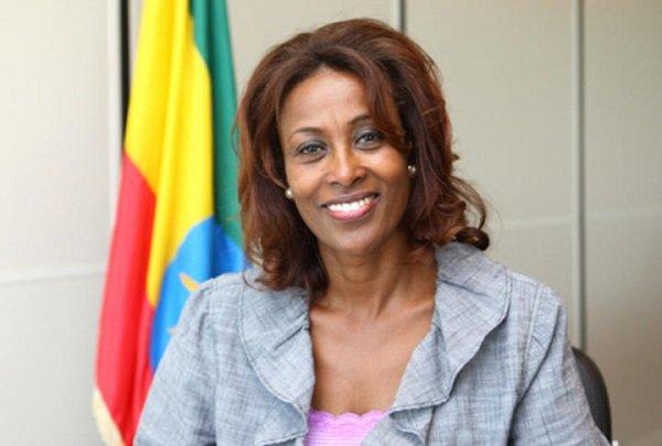 Meaza Ashenafi - Ethiopia