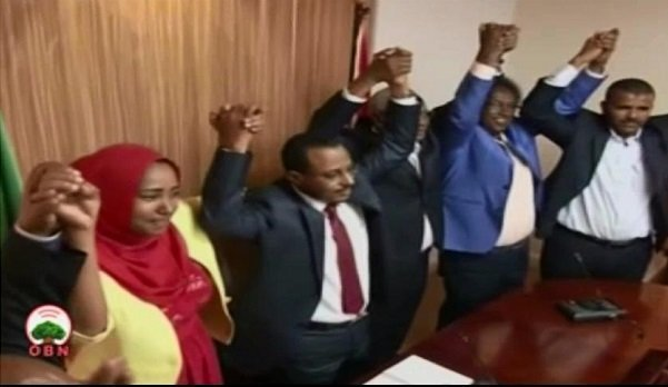 Oromo Democratic Party and Oromo Liberation Front reached another agreement