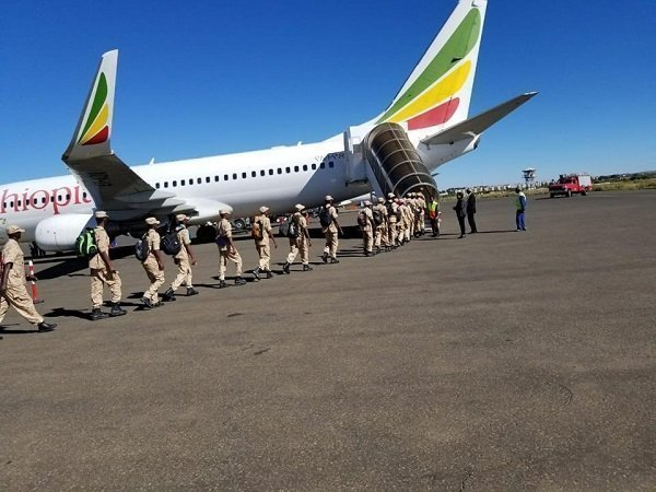 Ogaden rebel fighters return to Ethiopia after peace deal