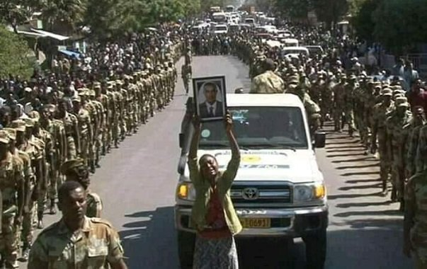 Oromia Police members killed