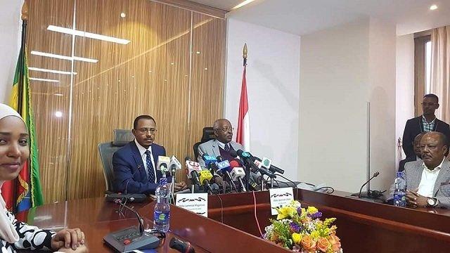 Oromo parties _ ODF _ ODP