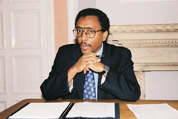 Dawit Yohannes _ Ethiopia_