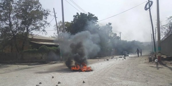 Dire Dawa:Defense force issued stern warning amid security crisis in the city