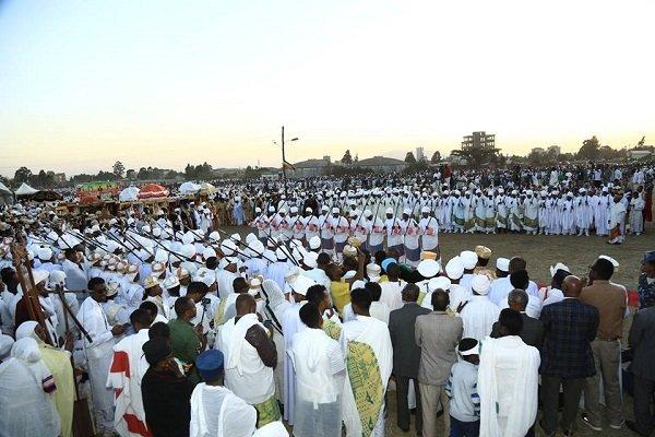 Timkat – Epiphany – celebrated across Ethiopia