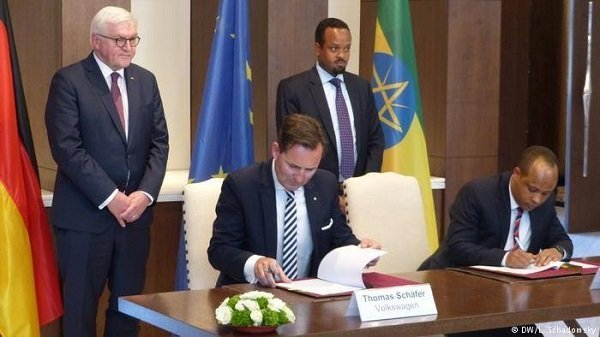 Volkswagen a step closer to invest in Ethiopia