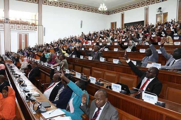 Identity and Boundary Commission _ Parliament