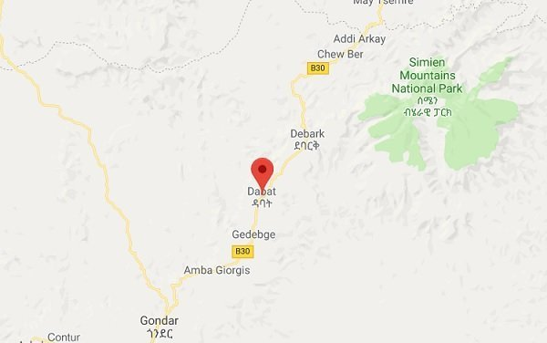 17 inmates escaped from prison in Dabat, Ethiopia