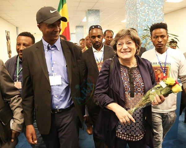 NA _  Ana Gomes _ Ethiopia