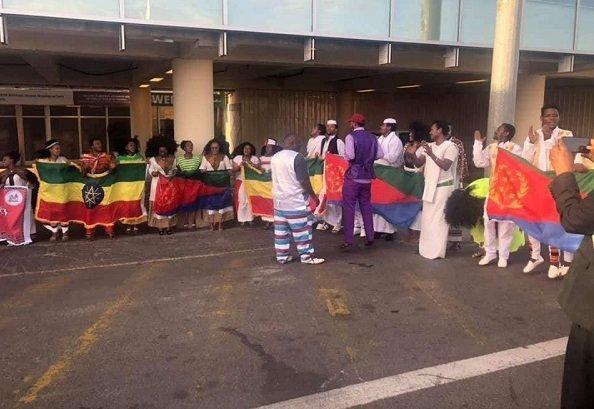 Eritrean Musicians _ Public Diplomacy