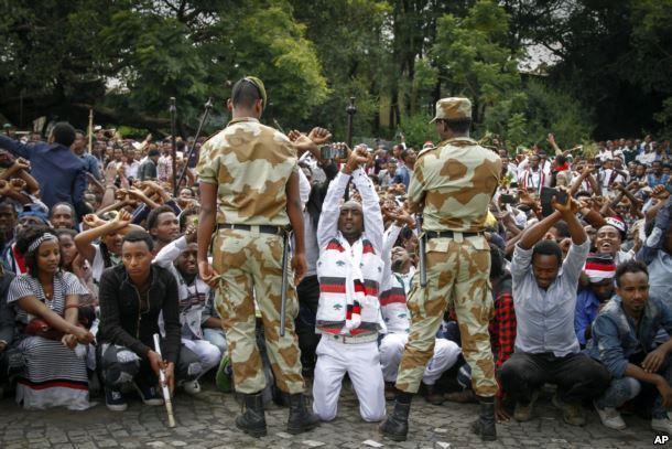Ethiopia : Reflections on Expanding Ethiopia's Democratic Space (Andreas Eshete and Samuel Assefa)