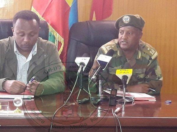 Fire arms _ AMMA _ Ethiopia