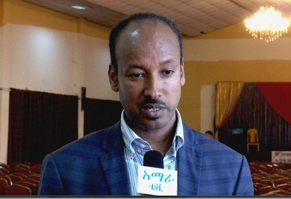 Migbaru Kebede _ Amhara Democratic Party
