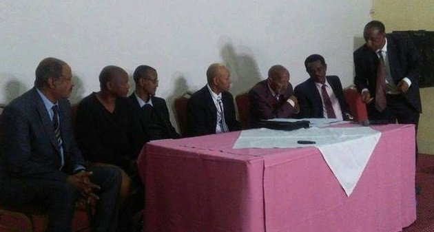 7 Ethiopian Opposition parties formed coalition