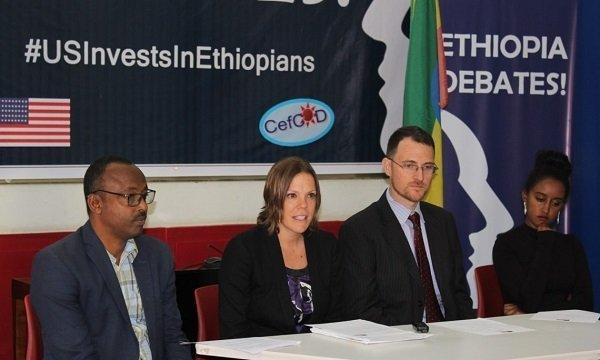 US embassy _ Ethiopia _ Debate