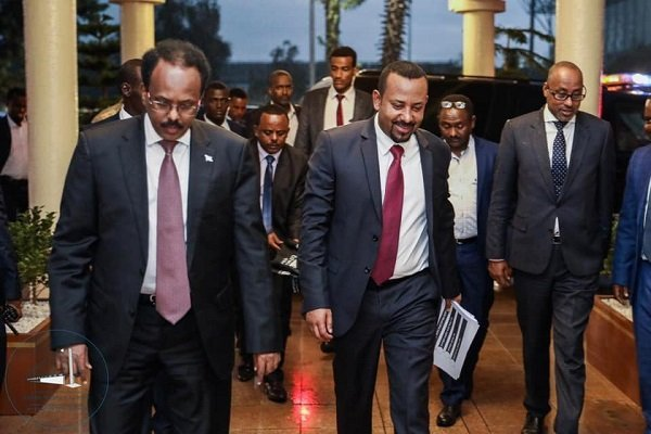 Ethiopia brokering peace between Kenya and Somalia
