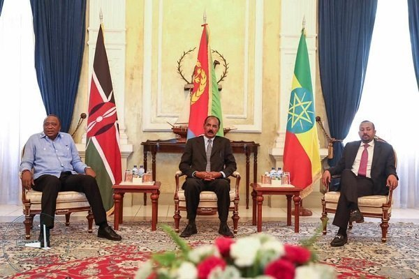Eritrea _ Ethiopia _ Kenya _ economic integration